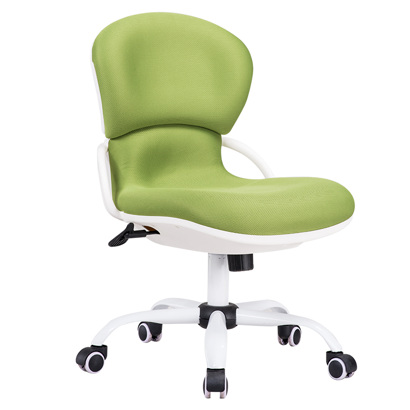 Computer Chair Household Small Armless Office Chair Student Staff Net Chair Lift Swivel Chair Seat