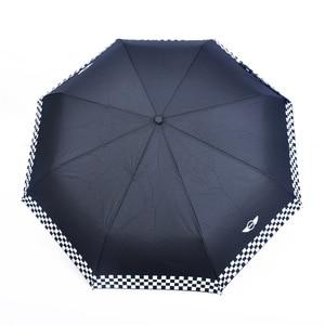 Car Styling Double Layer Reverse Umbrella Windproof Sun Beach Umbrella for Mini Cooper One JCW S Countryman Accessories