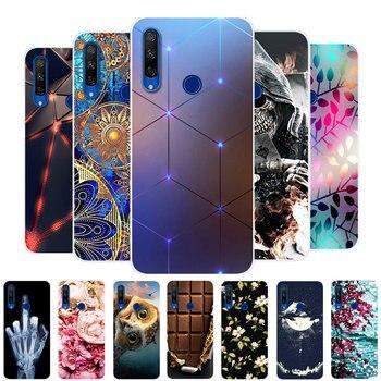 For Alcatel 1SE 2020 Case Alcatel 1S 2020 Case Silicone TPU Soft Back Cover Phone Case For Alcatel 1S 1 S 2020 Bumper Coque
