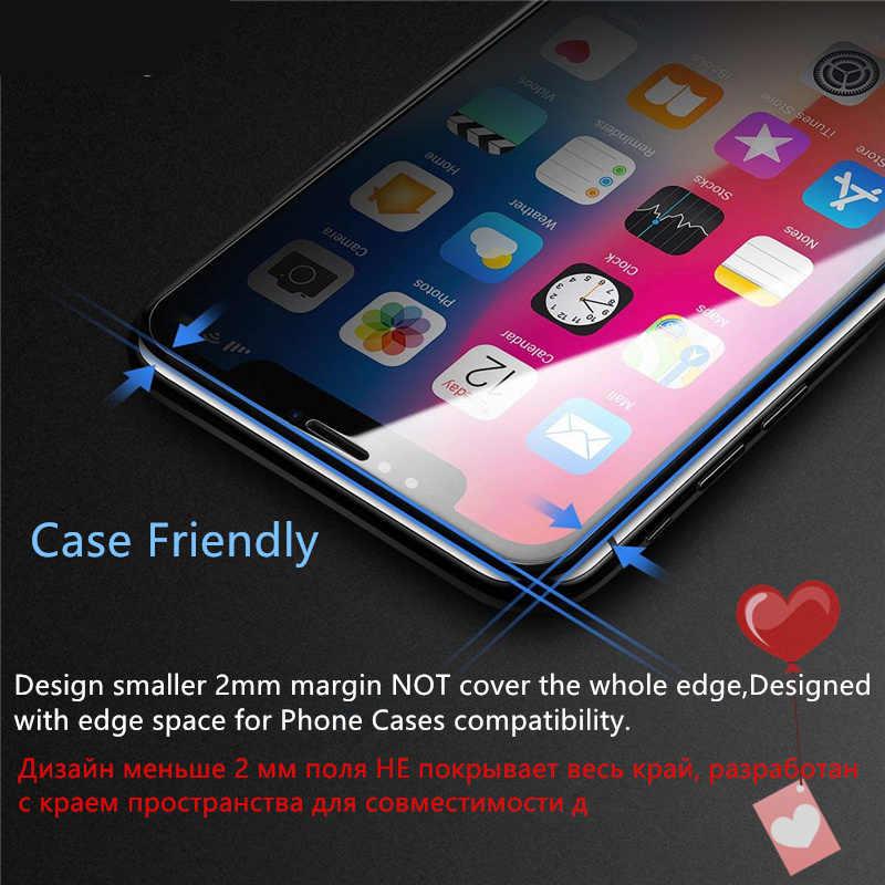 كامل غطاء الزجاج المقسى ل Redmi ملاحظة 8 برو شاشة حامي Redmi ملاحظة 8 برو كاميرا الزجاج ل Xiaomi Redmi ملاحظة 8 برو الزجاج