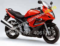 Hot Sales,Red Black 2008-2013 GSX 650F GSX650 F Fairing for Suzuki GSX650F GSX 650F 08 09 10 11 12 13 ABS Bodywork fairing