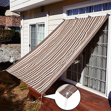 1Pcs Shade Sails&Nets Cloth Window HDPE Anti-UV Shading Net Garden Sun Cover Patio Sun Shade Shelter Garden Accessories Outdoor welead 2 5m military camouflage net white reinforced for garden decoration sun shelter outdoor awning terrace patio shading camo