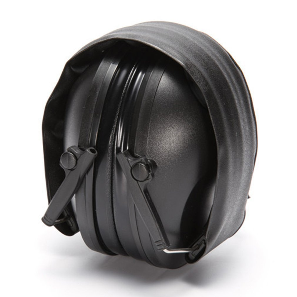 Защита для ушей, тактические наушники для стрельбы, регулируемые складные наушники с защитой от шума и храпа, мягкие наушники с шумоподавле...
