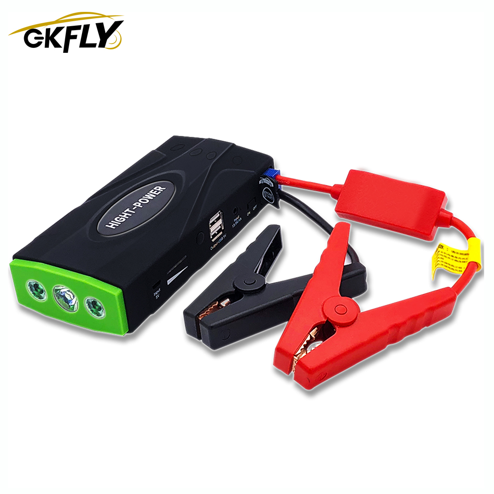 GKFLY Device-Booster Car-Starter Power-Bank Portable 12V 600A  title=