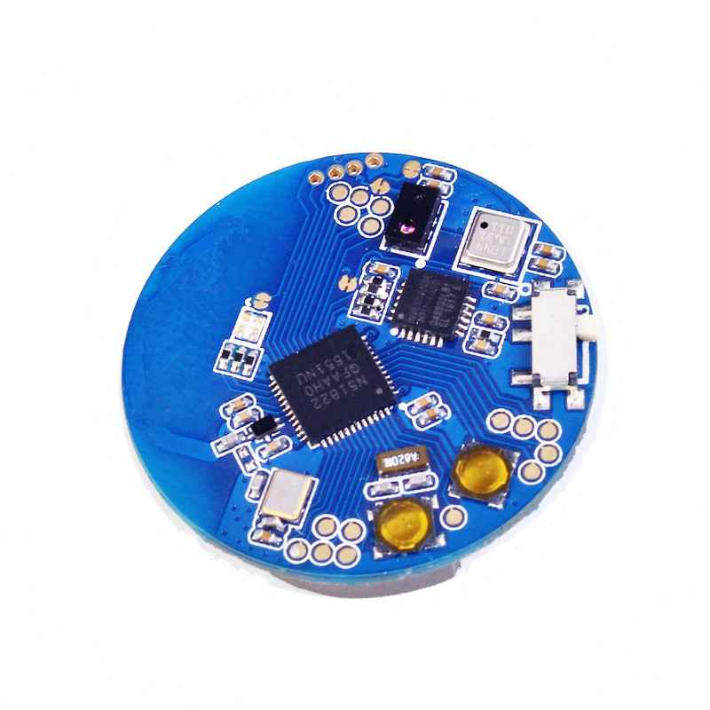 Acceleration Sensor Bluetooth 4.0 BLE Temperature Sensor Atmospheric Pressure Sensor Gyroscope Gyro Ambient Light Based NRF51822