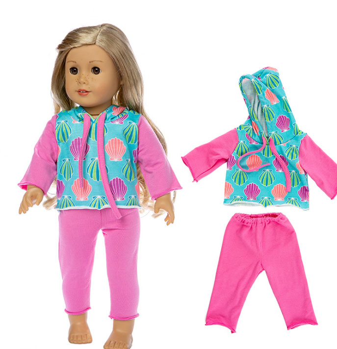 Fashion Shoes For 18 inch American Girl Doll 45cm Doll Accessories