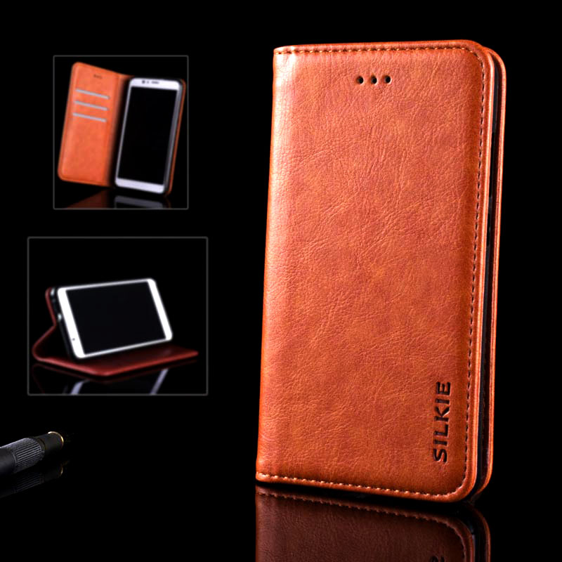 SILKIE Classic leather wallet <font><b>case</b></font> cover for Huawei <font><b>honor</b></font> <font><b>7</b></font> 7A 7X Shot X 7C 8 8 <font><b>Lite</b></font> pro 8X 8A card slot no magnet coque fundas image