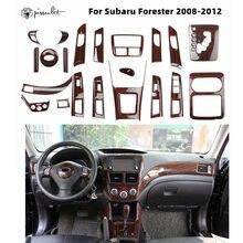 Автомобильные аксессуары для Subaru Forester 2008 2009 2010 2011 2012 Центральная дверная ручка для чашки воды с крышкой переключения передач