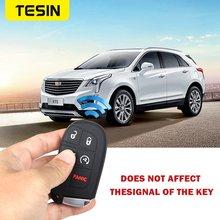 Чехол для автомобильного ключа tesin dodge ram 1500 чехол автомобильных