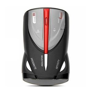 12V 16 Band Cobra Xrs 9880 Anti Radar Car Detector 360 Degree Led Display Police Speeeter Voice Alert
