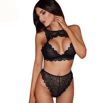 Bras For Women Sexy Lingerie Set Femme Push Up