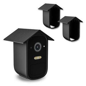 Image 5 - 2PCSซิลิโคนป้องกันสำหรับEufyCam Eufy 2C Eufy 2 Eufy E Anti Scratchป้องกันกล้องฝาครอบให้ความปลอดภัยกล้อง