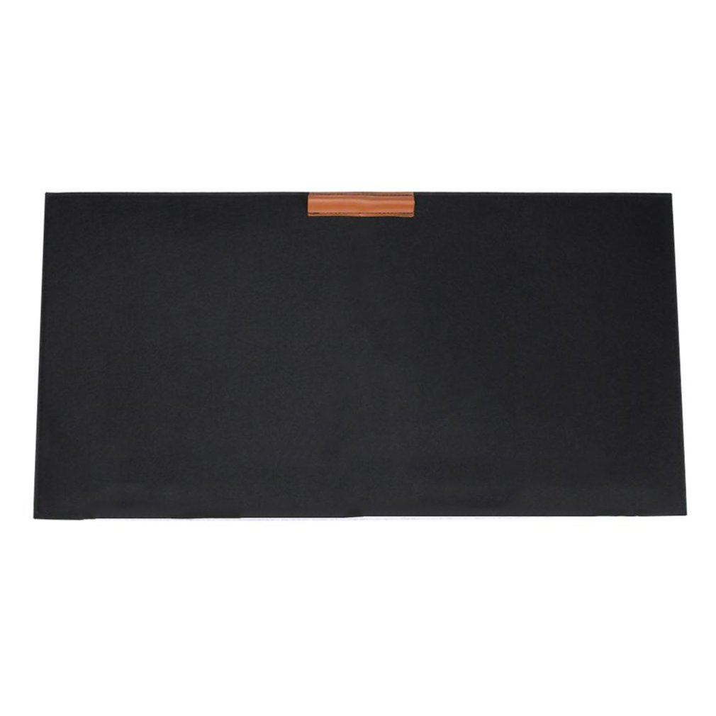 Felt Cloth Large Mouse Mat Portable Fashionable Mice Pad Computer Notebook Gaming Mouse Mat Anti-slip Laptop Mouse Pad