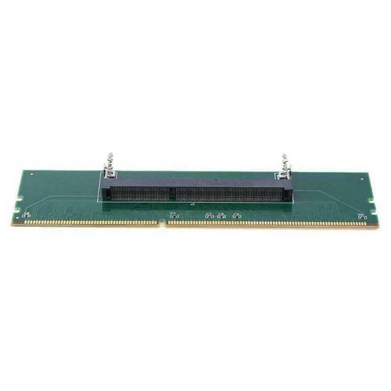 Laptop DDR3 RAM Speicher Zu Desktop Konverter Adapter Karte 240P Zu 204P Generation Speicher Riser Karte Sonder Testen karte
