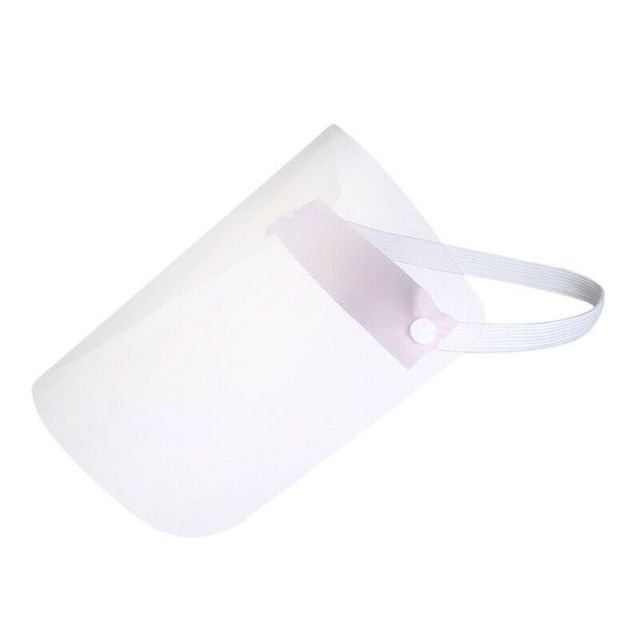 Portable light Transparent Anti-saliva Dust-proof Protect Full Face Covering Mask Visor Shield Protection Masks 2