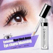 bioaqua Makeup Eyelash Mascara Eye Lashes Makeup Silk Fiber Lash Mascara New Long Curling Black Waterproof Fiber mascara tubes