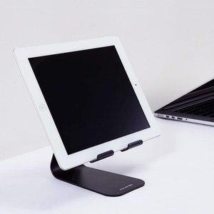 Image 3 - Suporte do telefone móvel tablet desktop suporte do telefone estável sem agitação de alumínio 7/12 polegadas para o escritório casa