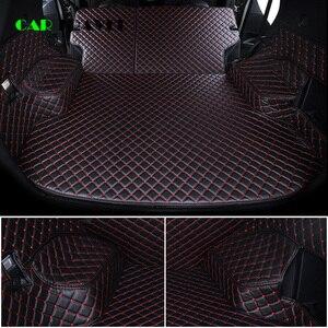 Image 3 - الحصير المخصص لجذع السيارة من الجلد لسيارات BMW F10 F11 F15 F16 F20 F25 F30 F34 E60 E70 E90 1 3 4 5 7 Series GT X1 X3 X4 X5 X6 Z4 6D