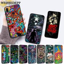 WEBBEDEPP day dreaming Silicone Case for Xiaomi Redmi Note 4X 5 6 7 Pro 5A  Prime все цены