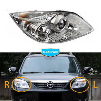 For Haima S3,Qishi,Car headlight assembly