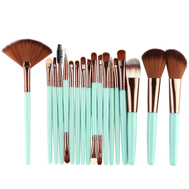 Hot Makeup Brushes Set 20/18/15/2Pcs Eye Shadow Foundation Powder Eyeliner Eyelash Lip Make Up Brush Cosmetic Beauty Tool Kit 6