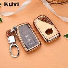 PC+TPU Car Key Cover Case For Lexus NX GS RX IS ES GX LX RC 200 250 350 LS 450H 300H keychain keyring Accessories