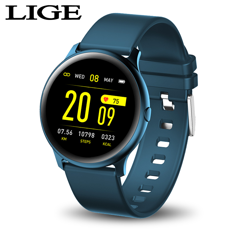 Relogio inteligente Smart watch Women Heart rate monitor Men Sport Smartwatch Message reminder Fitness tracker For Android IOS|Smart Watches| |  - title=