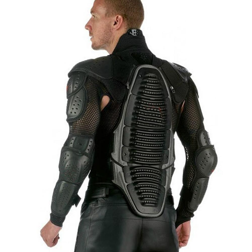 protetor traseiro de cavaleiro de motocicleta equipamento de eva respiravel para protecao de tras e esportes
