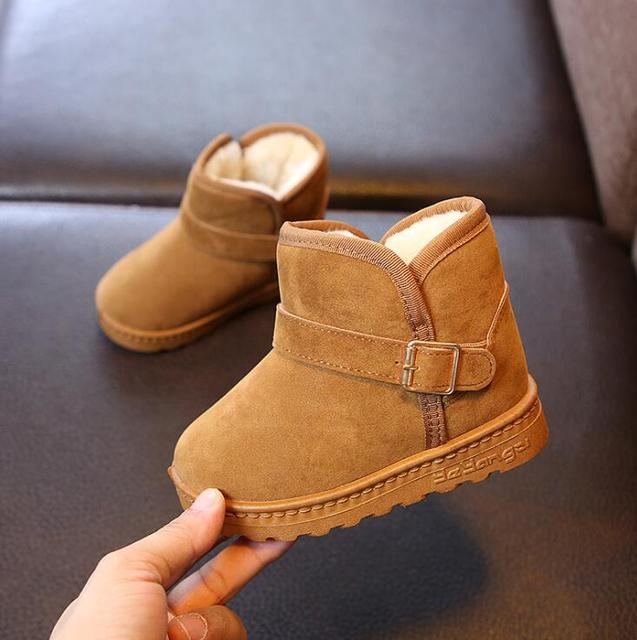 Children Casual Shoes Boots for Girls and Boys