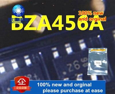20pcs 100% New And Orginal BZA456A Silk-screen Z6 SOT23-6 In Stock