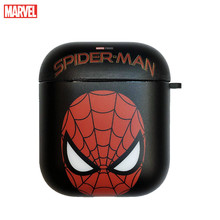 Marvel certified for Apple AirPods pro 2 Spider Man headset case wireless Bluetooth headset protective shell