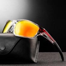 2021 deportes nuevos polarizado gafas de sol hombres mujeres conducción gafas de sol de pesca hombre Vintage tonos visión diurna y nocturna Goggle UV400