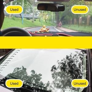 Image 4 - 자동차 자동차 유리 연마 Degreaser 클리너 오일 필름 깨끗한 폴란드어 붙여 넣기 욕실 창 유리 앞 유리 윈드 스크린