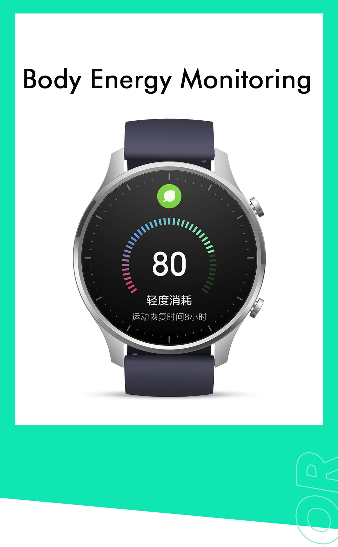 Xiaomi Mi Watch Color Smart Watch 5