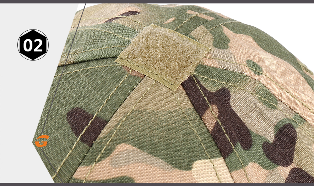 Outdoor Multicam Camouflage Adjustable Cap Mesh Tactical Military Army Airsoft Fishing Hunting Hiking Basketball Snapback Hat 13