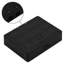 USB2.0 Hub 2In1Out USB Auto Sharing Switch Converter Splitter for PC Computer Printer Peripherals