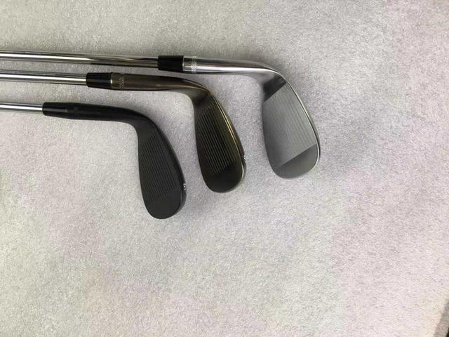 SM8 Wedge Gray Color Vokey Design  50 52 54 56 58 60  Degree SM7 Golf Club lob golf wedges with Shaft headcover 1