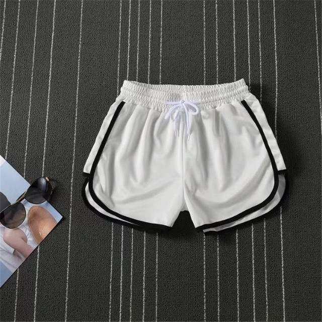 2020 cheap stuff Summer women sports shorts teenagers comfortable simple three minute candy color lovers ultra short mini sexy Women's Clothing & Accessories