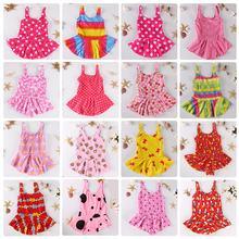 Одежда для малышей; купания девочек От 0 до 9 лет маленьких