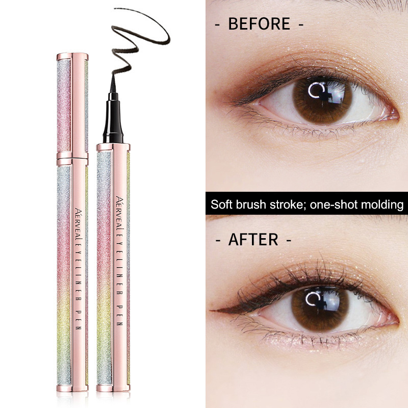 4pcs/set Makeup set including Eyeliner Air Cushion Mascara BB Powder makeup kit women Cosmetics Tools