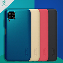 New For Huawei P40 Lite Case Cover NILLKIN Fitted Cases For Huawei P40 Lite Nova 6 SE Nova 7i High Quality Super Frosted Shield for huawei p40 pro case cover nillkin fitted cases for huawei p40 pro high quality super frosted shield for huawei p40 pro