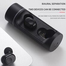 K1A бизнес беспроводные наушники стерео Громкая связь шумоподавление Bluetooth гарнитура наушники с коробками для подключения автомобильного водителя