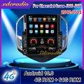 Xdcradio 10,4 дюймов Tesla Style вертикальный экран Android 10,0 для Chevrolet Cruze J300 J308 автомобильный радиоприемник мультимедийный плеер навигация