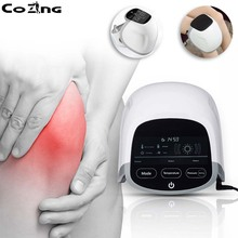 COZING Smart Massager Knee Rheumatoid Arthritis Knee Pain Relief Medical Laser Cold Therapy Machine недорого