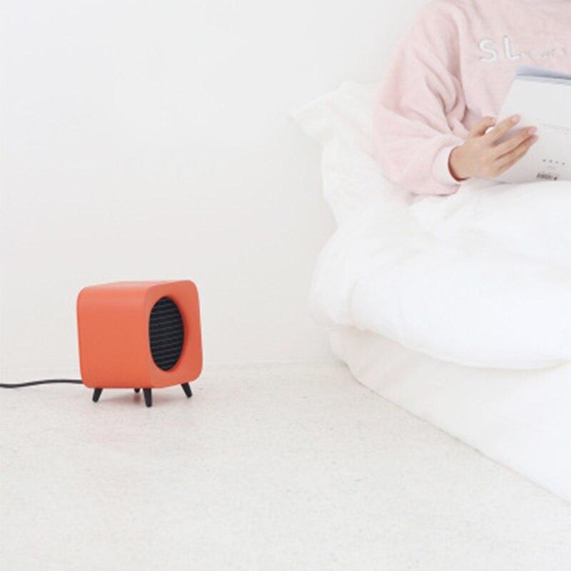 220V 800W Smart chauffage bureau bureau Portable plus chaud dortoir maison hiver chaud pied main
