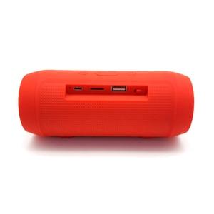 Image 4 - ใหม่ MINI USB ลำโพงบลูทูธไร้สายสเตอริโอลำโพงวิทยุ FM DOM668