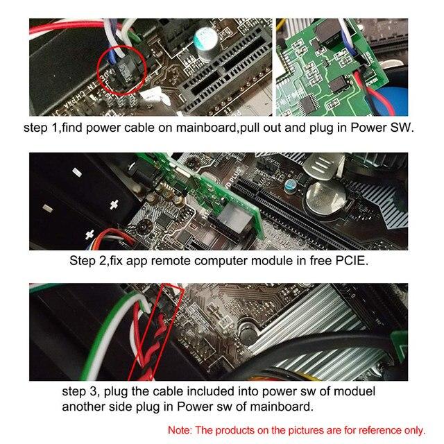 interruptor inteligente relé módulo interruptor de reinício ligar desligar