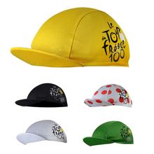 цена на Quick-Drying Polyester Cycling Hat Bicycle Cap For Men And Women Breathable Multicolor Mesh Fabrics Free Size Hats Riding Hats