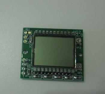Módulo LCD de repuesto para pistola de aire caliente electrónica GONGJUE GJ-8018LCD de 220V /110V