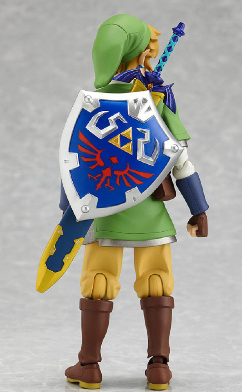 Zelda Skyward Link Action Figure 14cm 11